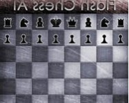 Flash chess AI 9999 játékok